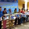 Thăm và tặng quà nhân dân huyện đảo Lý Sơn (Quảng Ngãi)