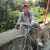 Chàng sinh viên đạp xe xuyên Việt vì môi trường