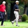 Tình yêu golf của cựu tổng thống Mỹ Bill Clinton