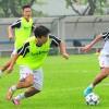 Trước trận gặp U 19 Nhật, bầu Đức chỉ đạo: U-19 VN đá hết mình vì người hâm mộ