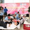 Tuổi trẻ 4 đơn vị dầu khí hiến máu tình nguyện