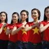"""MV """" Tổ quốc gọi tên mình"""" – Màn hợp ca đặc sắc của 38 thí sinh HHVN 2014"""