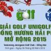 Giải UniGolf – Hội đồng hương Hải Phòng mở rộng 2015