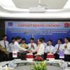 Ký hợp đồng dự án thu gom khí mỏ Đại Hùng