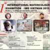 Triển lãm tranh màu nước quốc tế Việt Nam lần thứ 1