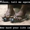 Hãy ngừng ca thán về cuộc đời, mỉm cười trước khó khăn và biết ơn những gì bạn có