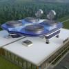 Ý tưởng về một phương tiện vận chuyển trên không trong tương lai