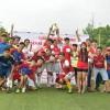 Hội cổ động viên Arsenal chính thức tại Vũng Tàu(AFCVT) đã tổ chức thành công giải bóng đá mini nội bộ
