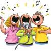 Hát karaoke: Giảm béo, xả stress, làm đẹp da