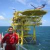 Góc Offshore – Những phút giây thư giãn trên giàn Thăng Long Đông Đô, tháng 8/2013