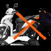 Cảnh giác – Mất xe máy dù có 2 bảo vệ