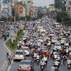 Làm gì khi bạn bị tắc đường, kẹt xe
