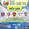 Giải AFCVN League 2016 – Kết quả vòng loại khu vực Miền Nam
