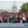 Học bổng toàn phần Hubert Humphrey, Mỹ 2017, 2018