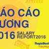 Báo cáo lương 2016 (nhiều ngành nghề) cho thị trường Việt Nam