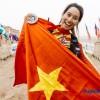Vũ Phương Thanh – Người phụ nữ Châu Á đầu tiên chạy bộ vượt 1000 Km trên 4 sa mạc khắc nhiệt nhất Thế giới