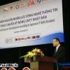 Thứ trưởng Phạm Đại Dương: Nguồn nhân lực CNTT là then chốt trong cách mạng công nghiệp lần 4