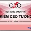 Cuộc thi Tìm Kiếm CEO Tương Lai lần 07