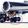 'Cõng' trên mình tải trọng 38 tấn, vì sao lốp máy bay không bao giờ nổ khi hạ cánh?