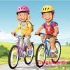 Cách dạy bé biết đi xe đạp chỉ sau một buổi tập