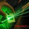 Phát minh Laser xanh lục tìm lỗi kim loại- điều không thể nhìn thấy bằng mắt thường