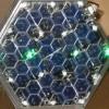 Hãng Solar Roadway sắp ra mắt con đường bộ năng lượng mặt trời hình lục giác