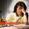 Cách chữa đau đầu sau khi uống rượu