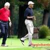 Tình yêu golf của Bill Clinton