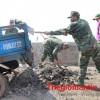 Gần 200 người làm sạch bãi biển Phước Hải