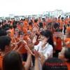'Tiến sĩ não bộ' truyền niềm tin chiến thắng cho tân sinh viên FPT