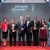 Nữ doanh nhân Việt Nam đầu tiên được nhận giải thưởng Asia HRD Award 2017