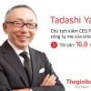 """Người giàu nhất Nhật Bản: """"Không có tâm hồn, một công ty sẽ chẳng là gì cả"""""""