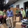 Bắt giữ hơn 14.000 tuýp kem đánh răng Sensodyne 'dỏm' tại Hà Nội