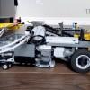 Robot Lego giúp dọn sạch các mảnh Lego sau khi trẻ chơi xong