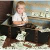 Cha mẹ chính là người quyết định con cái giàu hay nghèo trong tương lai