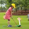 7 bước giúp trẻ em làm quen với golf