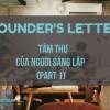 YouthMentor – Tâm thư của người sáng lập
