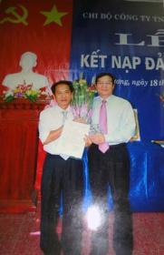 Người ngoài Đảng là chủ Doanh nghiệp tư nhân xin thành lập chi bộ Đảng