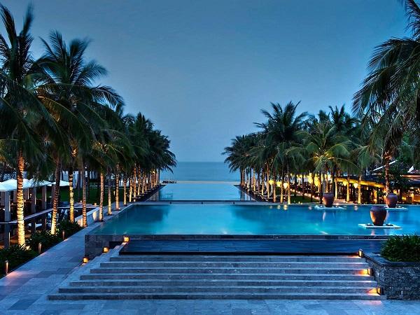 Một resort Việt Nam sở hữu 1 trong 25 bể bơi tráng lệ nhất thế giới