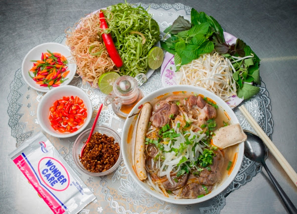 Bun bo hue Bao Hanh Vung tau