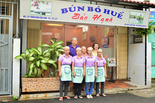 Bun bo hue Bao Hanh