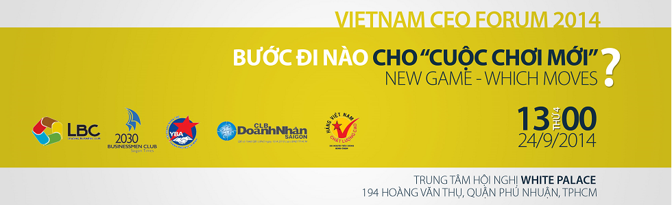 Vietnam CEO Forum 2014