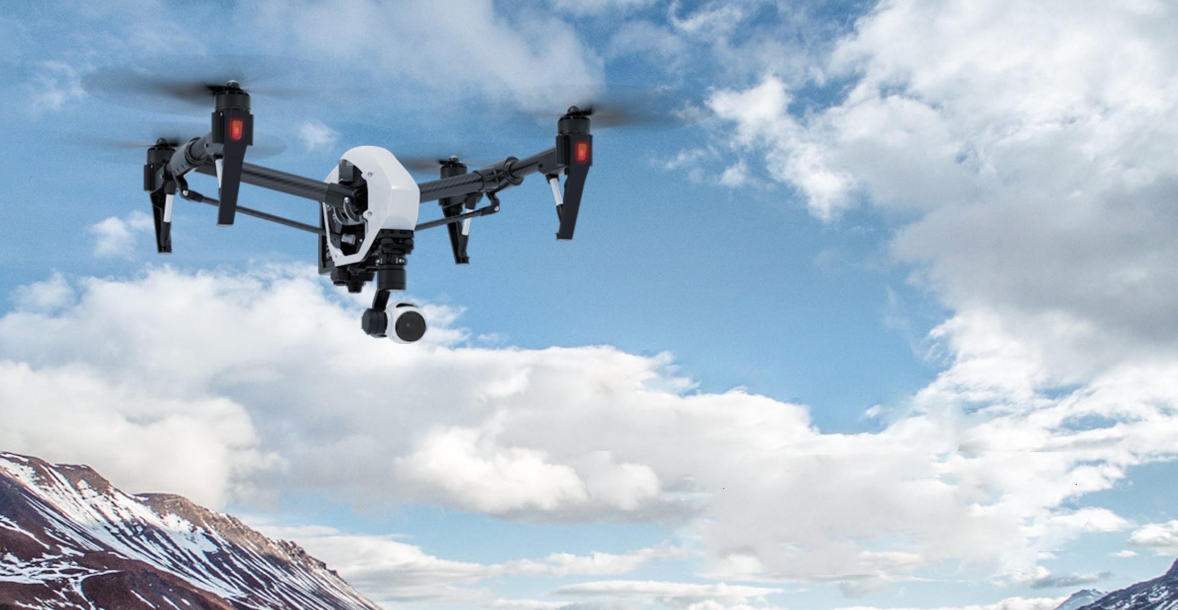 DJI giới thiệu Insprire 1 – Camera bay giá 2,899$