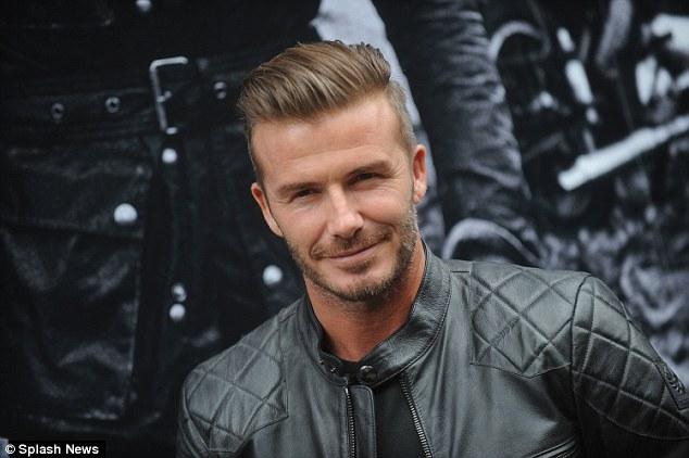 David Beckham – Những kiểu tóc đi cùng năm tháng