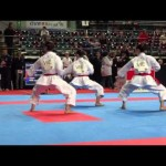 Vietnam Female Kata 2014