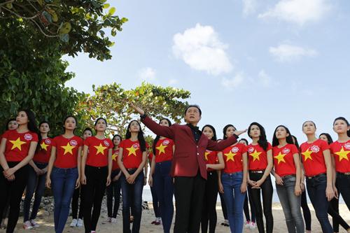 Hoa hau Vietnam 2014 (1)