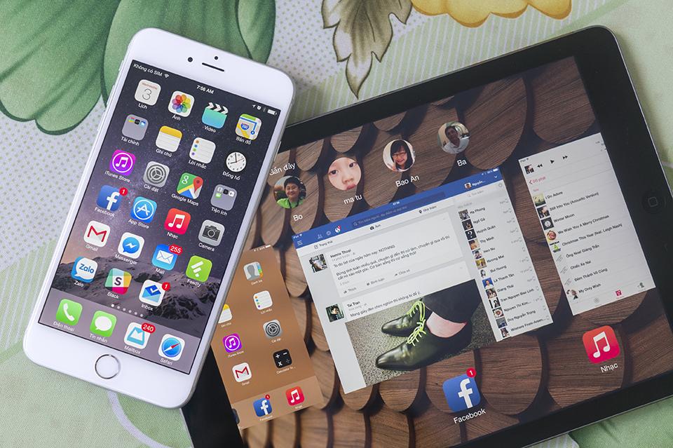 9 tính năng ẩn trong iOS 8 có thể bạn chưa biết: đa nhiệm email, ẩn ảnh, khôi phục ảnh đã xóa…