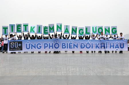 Khởi động chiến dịch Giờ Trái đất 2015