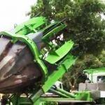 Tree-relocation-mechine