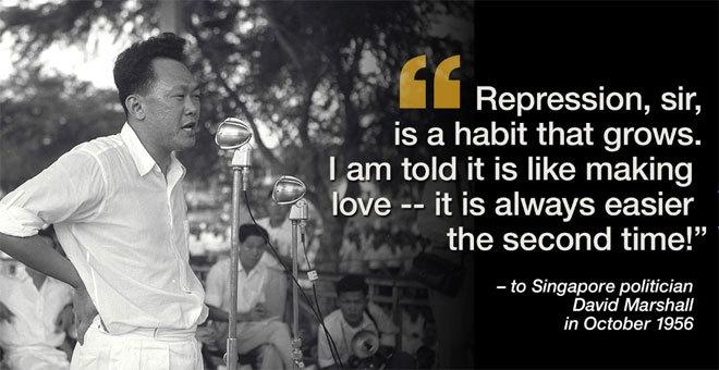 Những câu nói nổi tiếng của Lý Quang Diệu